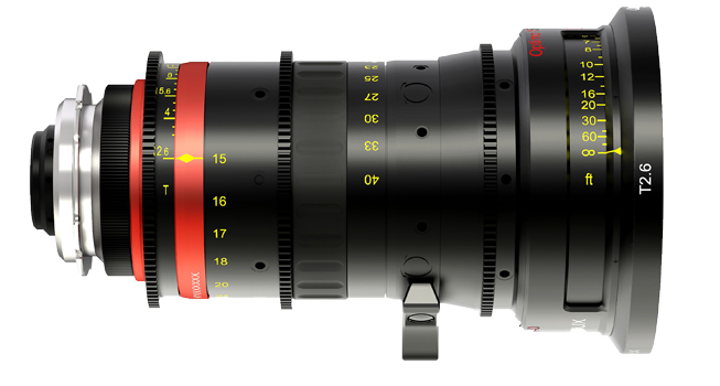 Optimo Spherical 15-40