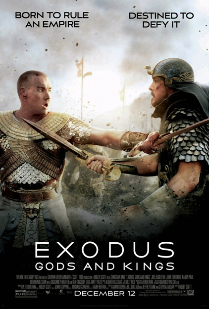 Film Exodus : Gods and Kings