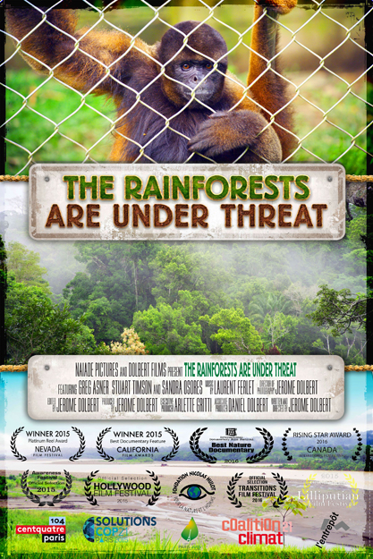 Film The Rainforests Are Under Threat
