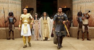 Exodus: Gods and Kings scène