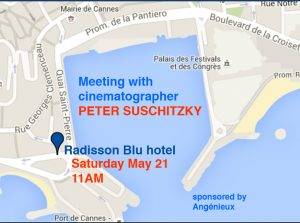 Map Radisson Blu Hotel
