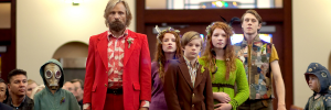 Captain Fantastic acteurs